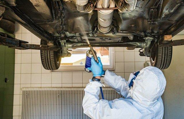 Антикор - лучшие антикоррозийные средства для защиты автомобиля