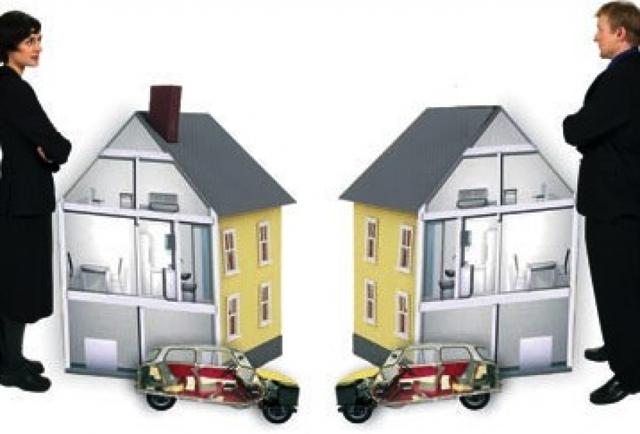 Как обобрать бывшего мужа: раздел имущества при разводе