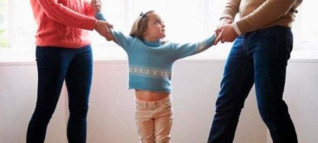 Вопросы совместной опеки над детьми при разводе
